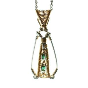emerald.gold.fill.pendant.gallery,3